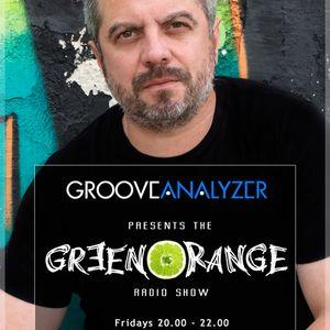 Green Orange Radio Show 118 Α'