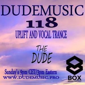 The Dude - DudeMusic 118