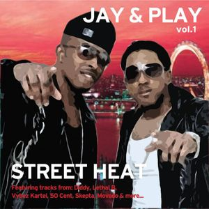 Jay&Play Vol.1 - Hip RnB Bashment MIX CD --> Download from: www.playent.co.uk