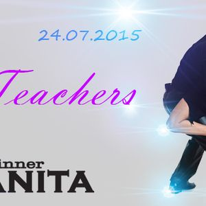 Salsa Teachers @ La Cubanita Bar & Dinner, Sofia 24.07.2015