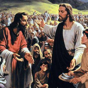 Palabra de vida - Domingo XVII: ¿Por interés o por amor? 29 de Julio de 2012