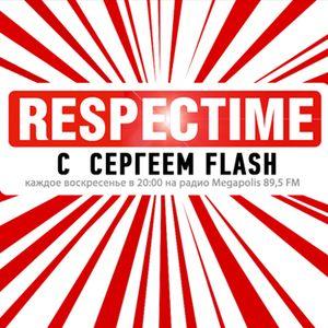 Sergey Flash - RESPECTIME 112 @ Megapolis FM. IGOR VOEVODIN GUEST MIX. (August 5, 2012)