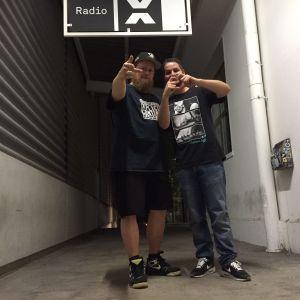 Xplicit Contents 02.09.16 20-21pm DJ XCut Interview Julian aka MC Juli