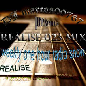 Realise 023 mix Weekly Show