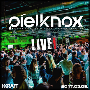 Piel Knox - FLIRT [Warmup] 2017.03.09. LIVE @ KRAFT
