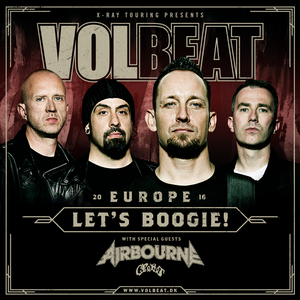 Volbeat - The History Of Volbeat Live by Sminkay | Mixcloud