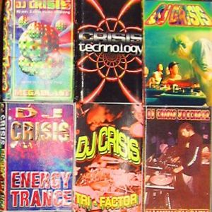 Crisis - Energy Trance Tape 1A