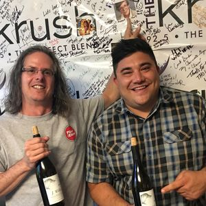 LIQUID LUNCH: J. Wilkes winemaker Wes Hagen stops by to talk with the Cork Dorks