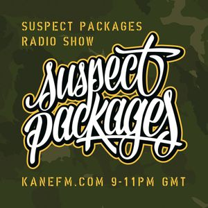 Suspect Packages Radio Show (Kane FM) 31/08/15