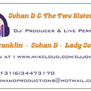 techno live set  from  johan d & the two sisters 04-08-2012