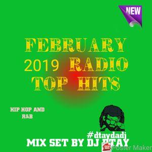 FEB 2019 RADIO HITS