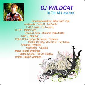 DJ Wildcat - In The Mix (April 2010)