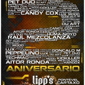 Peppelino - Live classicset at lipps club cartaxo Portugal (2010.06.09.)