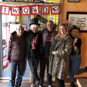 Forbidden Alliasnce WOWD 94.3 FM Feb 10, 2019 with the Snarky Sisterz