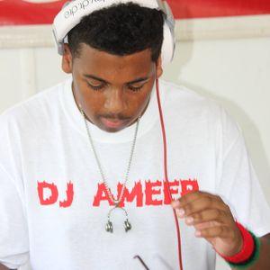 DJ AMEER WQFS 90.9 FM MIXTAPE