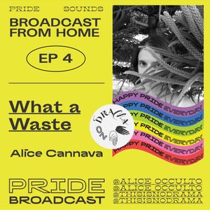 BFH EP 4 - What a Waste – A mix by Alice Cannava