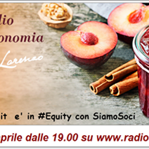 Radio Stonata. OGGI. Crowdfunding. LorenzoVinci. SiamoSoci. Webmarketingaziendale. 27.04.2016