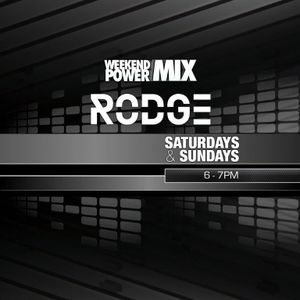 Rodge #56: Weekend Power Mix With Rodge - Mix FM - December 13, 2015