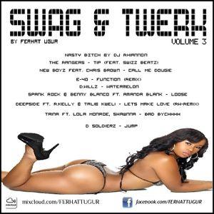 August R&B & SWAGG & TWERK Volume  2 Music Mix By Ferhatugur