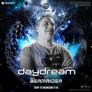 Beamrider - Daydream 001 - 01-03-2017 / Alme Music World