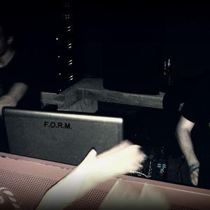 F.O.R.M. live@RaveNRoll 21.12.2012.@Sirup Zagreb
