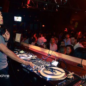 Andrew Bonilla - LIVE at Space Miami - Techno Loft 10.13.2012