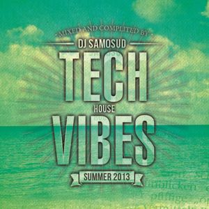 Tech House Vibes by DJ Samosud (Summer 2013)