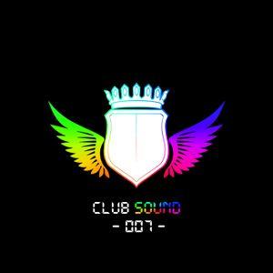 Club Sound 007 - mixed by DJ Kia 2012