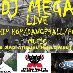 Doug's 3rd Annual Halloween Bash - DJ MEGA LIVE!!!!!