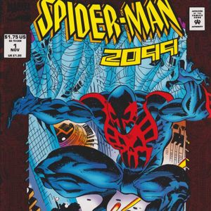 35 - Spider-Man 2099 #1 - The First Appearance Of Spider-Man 2099