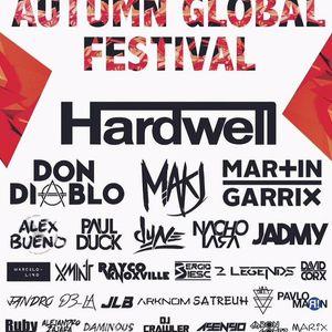 David Corx @ Autumn Global Festival