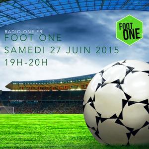 Foot One du Samedi 27 Juin 2015