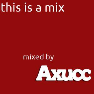 Dj Axucc - Under Beats [April Promotional Mix]