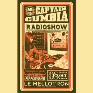 Captain Cumbia Radio Show #57