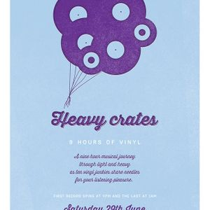 Heavy Crates 29th June - ECLIPSECHASER - HEAVY
