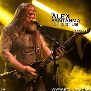 Rock Mania #377 - com Alex Fantasma, da Rhestus - 21/04/19