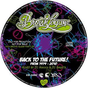 DJ Shusta & DJ Maxxx - Back To The Future! (Hip Hop From 1979-2010)