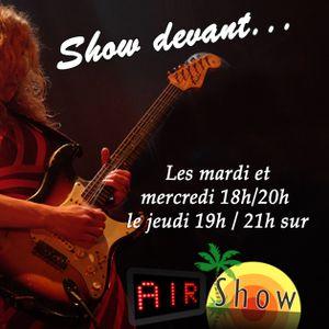 Show devant du mercredi 15 mars 2017