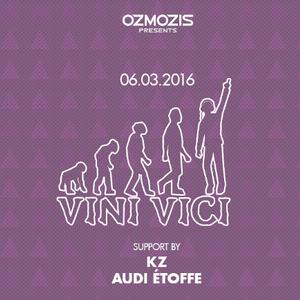 Audi Étoffe - With Vini Vici