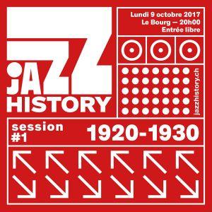 Jazz History Session #1 : 1920 - 1930