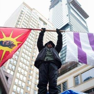 Gary Wassaykeesic On The INAC Occupation