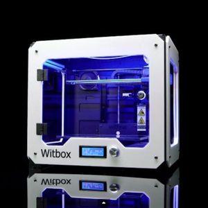 Impresión 3D Con BQ Witbox