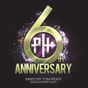 6th anniversary mix by Tom Rider (2012)