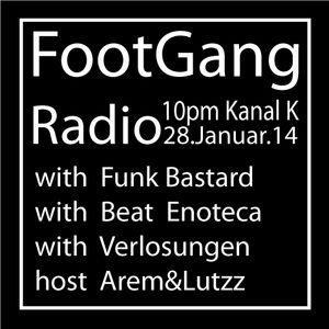 FootGangRadio 14-1 - Funk Bastard zu Gast