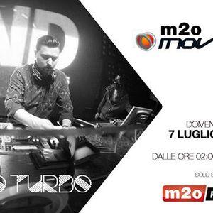 Turbo Turbo Guest Mix - Rudemates Radio Show / m2o Radio Italy