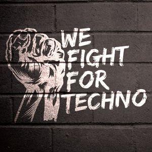 Vector Commander Live PA @ We Fight for Techno Party - Nova Nostro - 24-08-2012