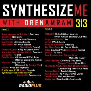 Synthesize Me #313 - 170219 - hour 1