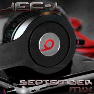 JeF-i_September mix (1st class ticket to Ibiza)