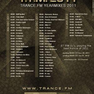 DJ WAD on trance.fm - Yearmix 2011 (Dec 30, 2011)