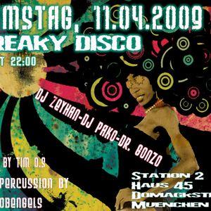 DJ Zeyhan - Freaky Disco - CD 20